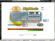 DigiMode Browser screenshot